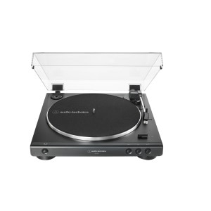 Audio-Technica Belt-Drive Turntable - Black