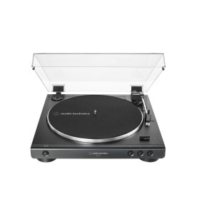 Audio-Technica AT-LP60XUSB - Turntable - black