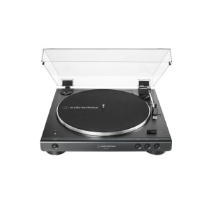 Audio-Technica Wireless Direct-Drive Turntable - Black