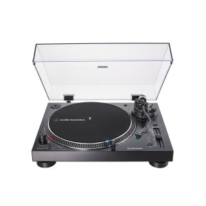 Audio-Technica Direct-Drive Turntable - Black