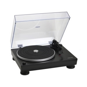 Audio-Technica AT-LP5 - Turntable - sleek black