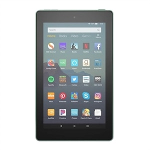 Amazon Kindle Fire 7 - 9th generation - tablet - 7-inch IPS (1024 x 600) - microSD slot - sage - with Special Offers
