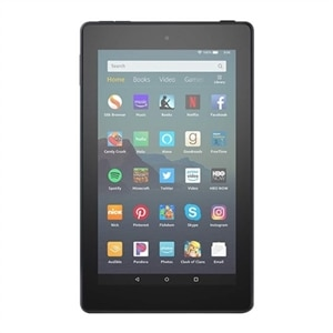 Amazon Fire 7 - 9th generation - tablet - Fire OS 6.3 - 16 GB - 7-inch - with Alexa Hands-Free - Black