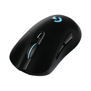 aa0bf59ca8f Logitech Wireless Gaming Mouse G703 LIGHTSPEED with HERO 16K Sensor - Mouse  - optical - 6 buttons - wireless, wired - LIGHTSPEED - USB wireless receiver