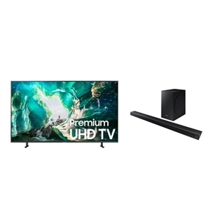 Samsung 65 Inch 4K Ultra HD Smart TV UN65RU8000F UHD TV