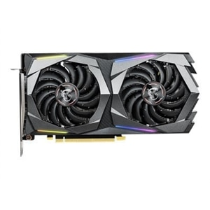 MSI GTX 1660 GAMING X 6G - Graphics card - GF GTX 1660 - 6 GB GDDR5 - PCIe 3.0 x16 - HDMI, 3 x DisplayPort