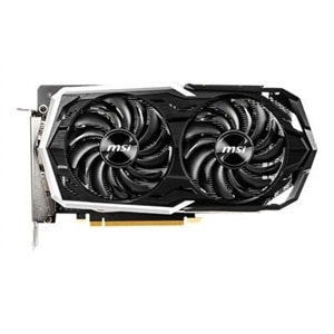 MSI GTX 1660 ARMOR 6G OC - Graphics card - GF GTX 1660 - 6 GB GDDR5 - PCIe 3.0 x16 - HDMI, 3 x DisplayPort