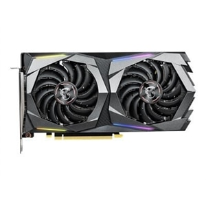 MSI GTX 1660 Ti GAMING X 6G - Graphics card - GF GTX 1660 Ti - 6 GB GDDR6 - PCIe 3.0 x16 - HDMI, 3 x DisplayPort