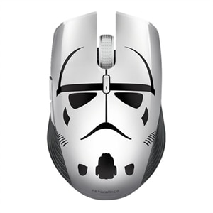Razer Atheris Stormtrooper - Mouse - optical - 6 buttons