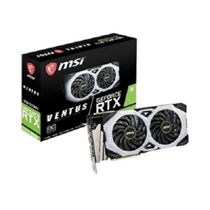 MSI RTX 2070 SUPER VENTUS OC - Graphics card - GF RTX 2070 Super - 8 GB GDDR6 - PCIe 3.0 x16 - HDMI, 3 x DisplayPort