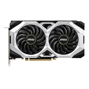 MSI RTX 2060 SUPER VENTUS OC - Graphics card - GF RTX 2060 Super - 8 GB GDDR6 - PCIe 3.0 x16 - HDMI, 3 x DisplayPort