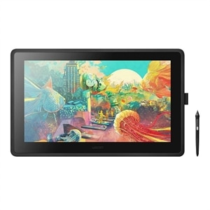 Wacom Cintiq 22 - Digitizer w/ LCD display - right and left-handed - 18.7 x 10.6 in - electromagnetic - wired - HDMI, USB 2.0