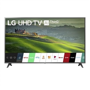 LG 75 Inch LED 4K Ultra HD Smart TV - 75UM6970PUB