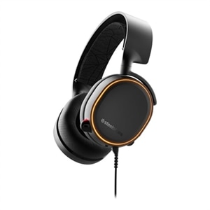 SteelSeries Arctis 5 - 2019 Edition - headset - full size - wired - USB - black