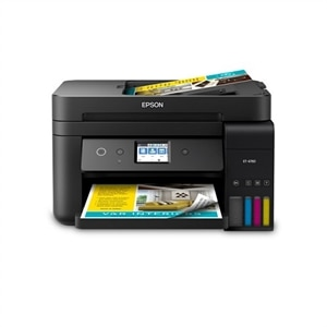 Epson ET-4760 All-in-One Supertank Printer Inkjet Printer - Multifunction Wi-Fi