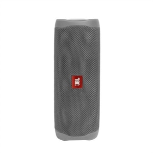 JBL Flip 5 - Speaker - for portable use - wireless - Bluetooth - gray