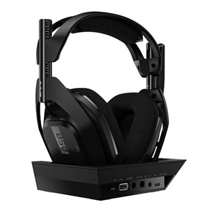 ASTRO A50 Headset and Base Station - Wireless - Dolby Surround
