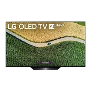 LG TV 55 Inch OLED 4K Ultra HD HDR Smart TV B9 Series OLED55B9PUA 2019