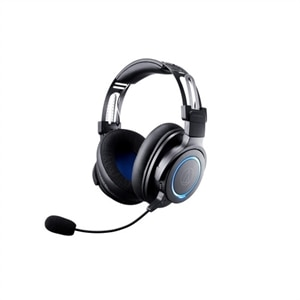 Audio-Technica ATH G1WL - Headset - full size - 2.4 GHz - wireless