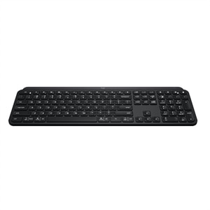 Logitech MX Keys Wireless Illuminated Keyboard - Black