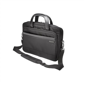 Kensington Contour 2.0 Executive Briefcase - Laptop carrying case - 14-inch