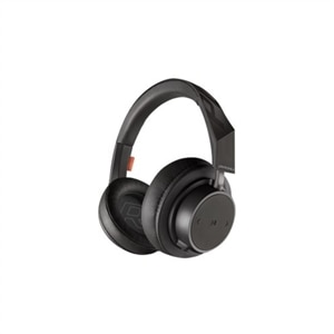 Plantronics Backbeat GO 600 - Headset - full size - Bluetooth - wireless - noise isolating - black