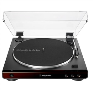 Audio-Technica AT-LP60X - Turntable - brown/black