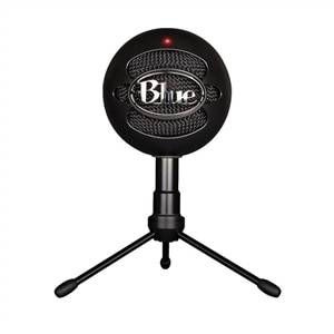 Blue Microphones Snowball iCE Microphone - USB - Mac/PC