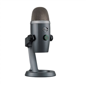 Blue Microphones Yeti Nano - Microphone - USB - shadow gray