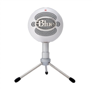 Blue Microphones Snowball ICE - Microphone - USB - White