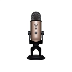 Blue Microphones Yeti - Microphone - USB - aztec copper