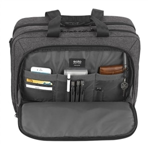 SOLO Nomad Collection Voyage - Laptop carrying case - 15.6-inch