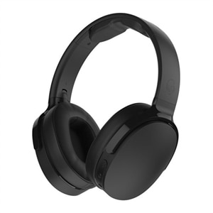 Skullcandy HESH 3 - Headphones with mic - full size - Bluetooth - wireless - noise isolating - black