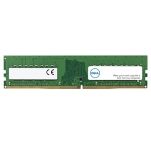 Dell Memory Upgrade - 32GB - 2RX8 DDR4 UDIMM 2666MHz