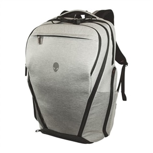 "Alienware Area-51m Elite - White Limited Edition - notebook carrying backpack - 17.3"" - black, white"
