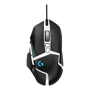 Logitech G502 Hero SE - Special Edition Wired Optical Gaming Mouse with RGB Lighting