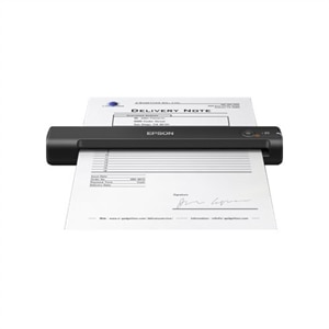 Epson WorkForce ES-50 - Sheetfed scanner - Letter - 600 dpi x 600 dpi - up to 300 scans per day - USB 2.0