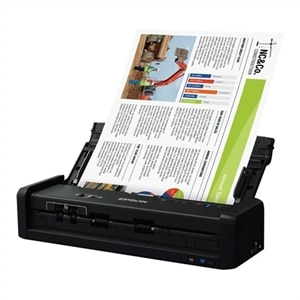 Epson WorkForce ES-300W - document scanner - portable - USB 3.0, Wi-Fi(n)