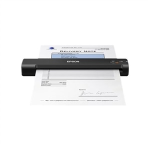 Epson WorkForce ES-55R - Accounting Edition - sheetfed scanner - portable - USB 2.0