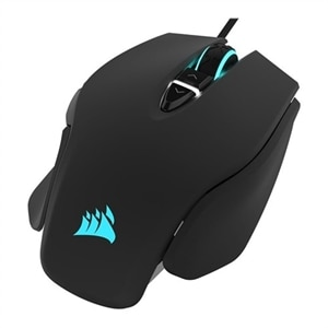 CORSAIR Gaming M65 RGB ELITE - Mouse - optical - 8 buttons - wired - USB - black