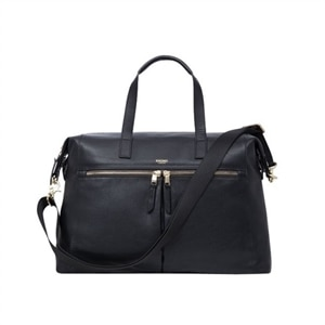 "Knomo Audley - Notebook carrying shoulder bag - 14"" - black"