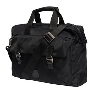 Knomo TOURNAY Briefcase - Laptop carrying case - 15-inch - black