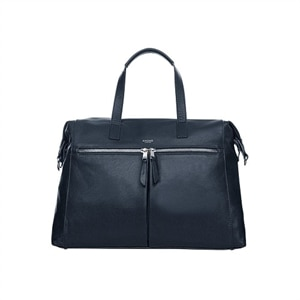 Knomo Audley - Laptop carrying case - 14-inch - dark navy