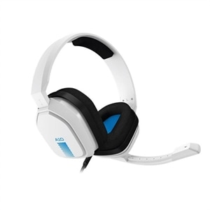 ASTRO A10 - Headset - full size - wired - 3.5 mm jack - white