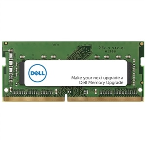 Dell Memory Upgrade - 8GB - 1RX8 DDR4 SODIMM 3200MHz