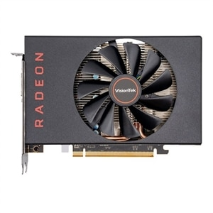 VisionTek  Radeon RX 5500 XT 4GB GDDR6 DVI-D HDMI DP Graphics Card - 901315