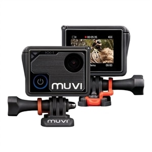 Veho muvi KX-1 NPNG - Action camera - mountable - 4K / 10 fps - 12.0 MP - Wi-Fi - underwater up to 131.2 ft