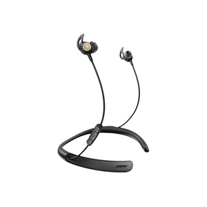 Bose in-ear Wireless hearphones with mic - behind-the-neck mount