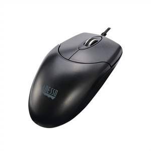 Adesso iMouse m6 - Mouse - right and left-handed - optical - 3 buttons - wired - USB