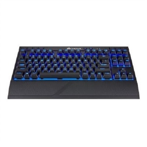 CORSAIR Gaming K63 Wireless - Keyboard - backlit - wireless - USB, 2.4 GHz, Bluetooth 4.2 - English - US - key switch: CHERRY MX Red